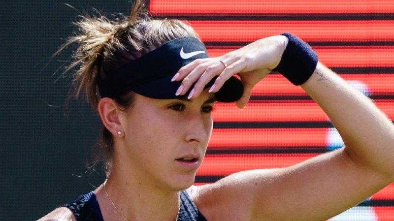 Tennis: Belinda Bencic s'incline en finale du Tournoi de Berlin