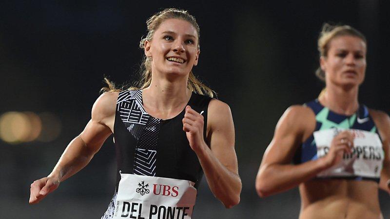 Athlétisme – Ligue de diamant: Ajla Del Ponte septième sur le 100m à Doha