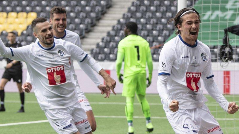 Football – Coupe de Suisse: Lucerne bat Saint-Gall 3-1 en finale