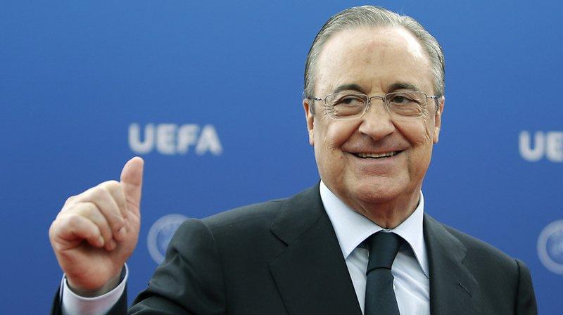 Football – Super Ligue: l'UEFA suspend la procédure contre le Real, le Barça et la Juve