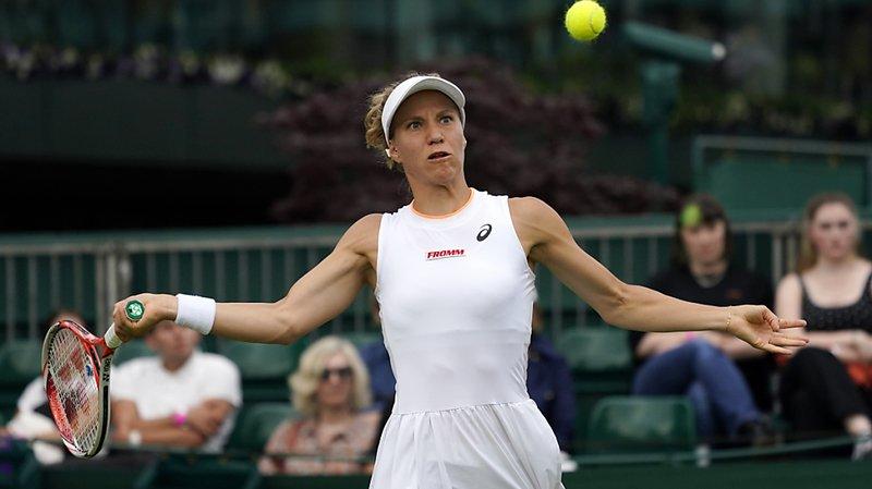 Tennis: Golubic se hisse au 3e tour à Wimbledon