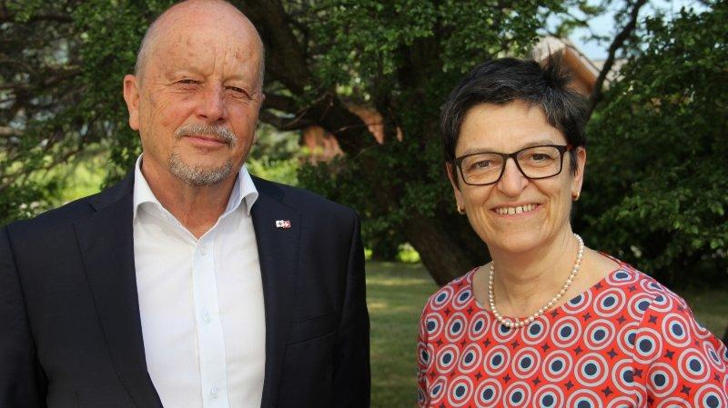 Une première femme élue à la tête de la Croix-Rouge Valais