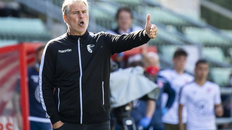 Football: Marco Walker sera toujours l'entraîneur du FC Sion la saison prochaine