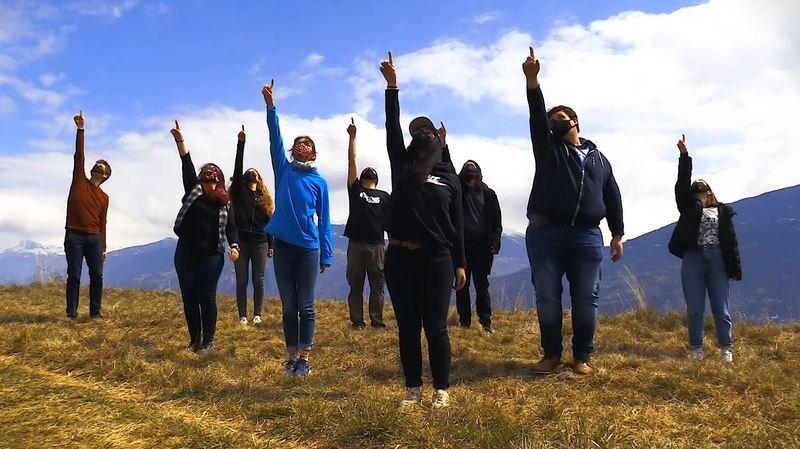 Valais: un concours de danse pour faire rêver les jeunes Valaisans