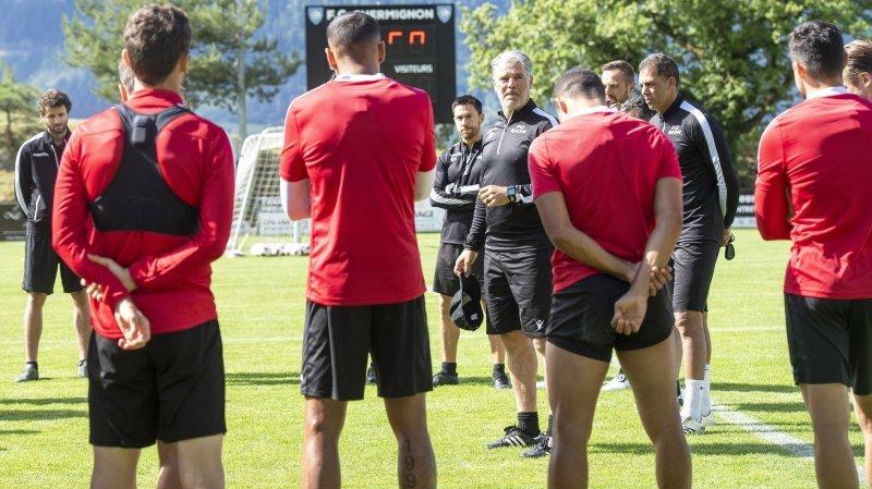 FC Sion: une mise au vert pour lancer sa préparation