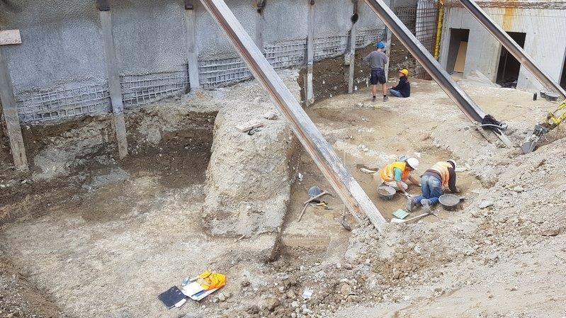 Valais: deux architectes condamnés pour destruction archéologique