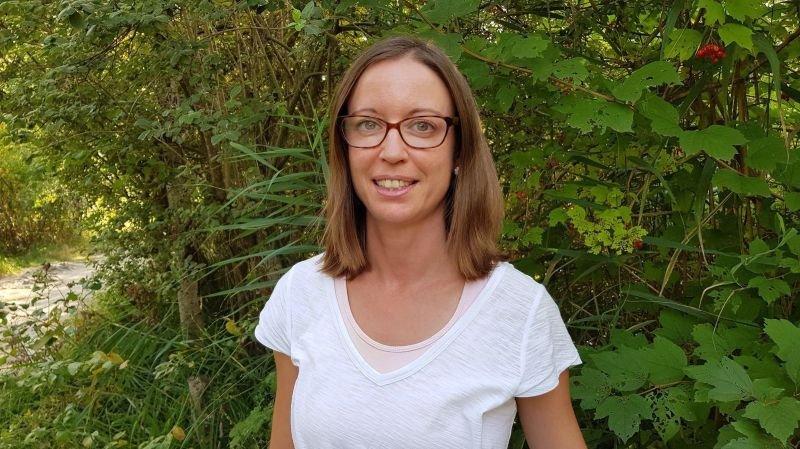Gaëlle Fumeaux, diplômée sport et santé.