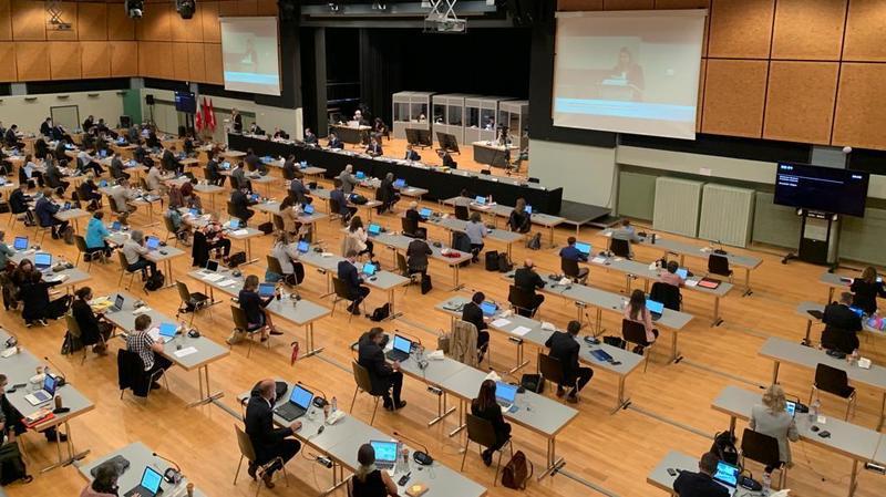 Le Grand Conseil siège à Brigue cette semaine.