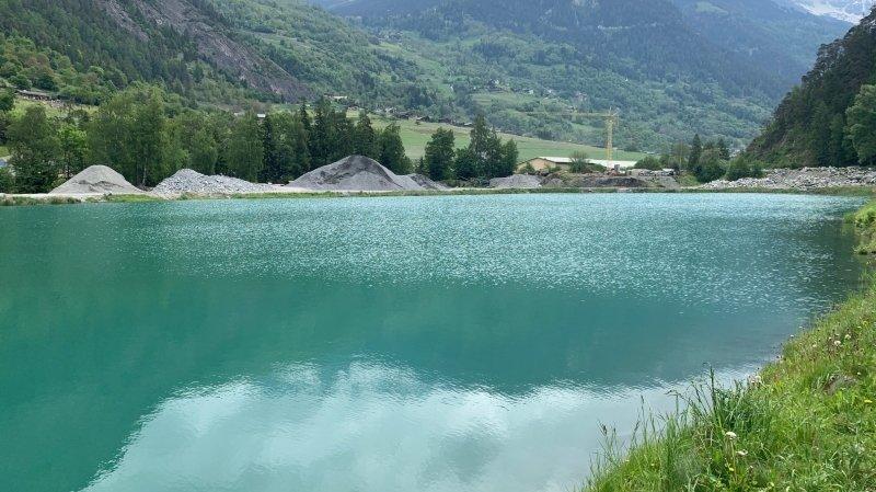 Val de Bagnes: le public interdit d'accès à la gouille des Vernays