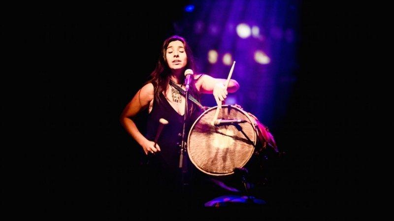 Josefa Iberra (folk, latino) sera en concert le 8 juillet à Champoussin.