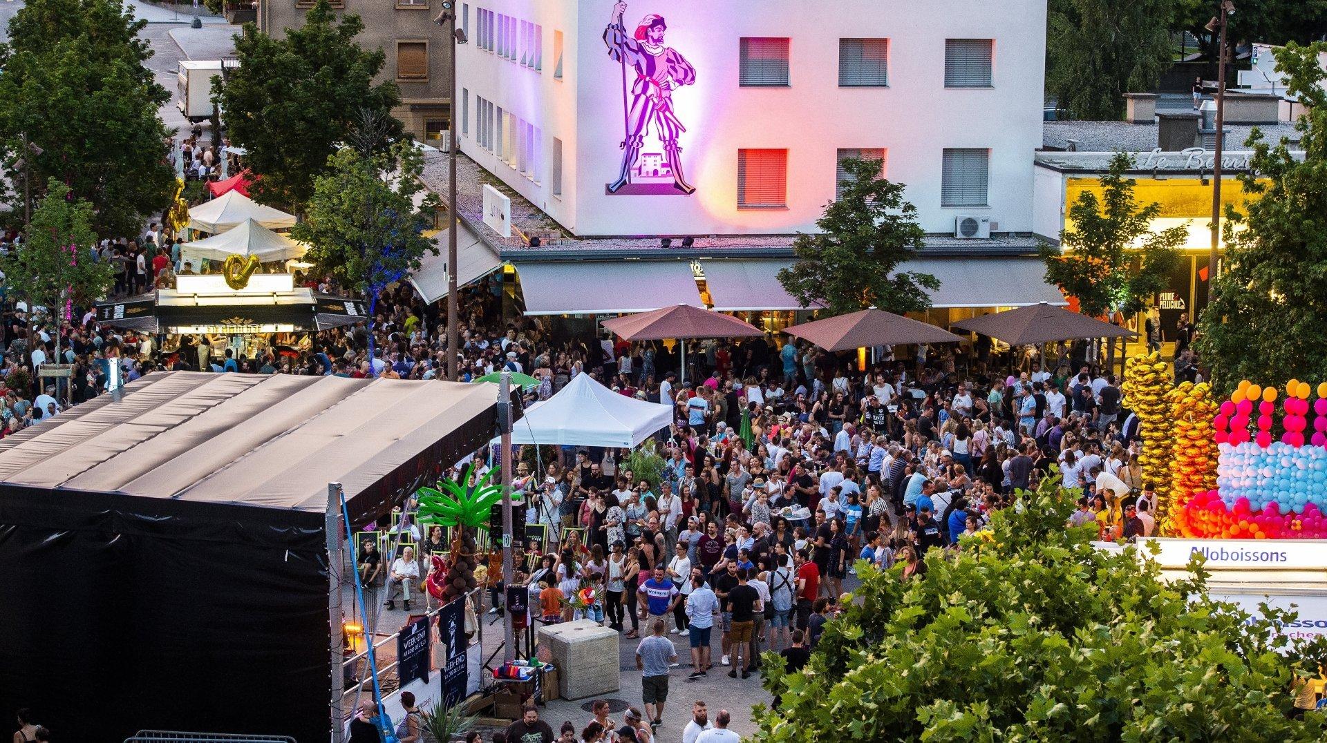 Sierre: le festival Couleur Pavé passe une nouvelle fois à la trappe