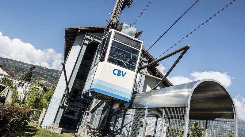 Alain Perruchoud quitte la présidence de Téléphérique Chalais-Vercorin SA