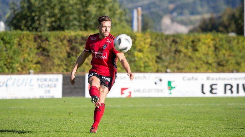 Football: Monthey remporte le match au sommet et valide sa promotion