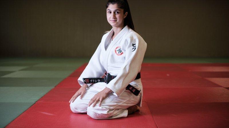 Judo: «J'en ai pleuré de déception», reconnaît Priscilla Morand