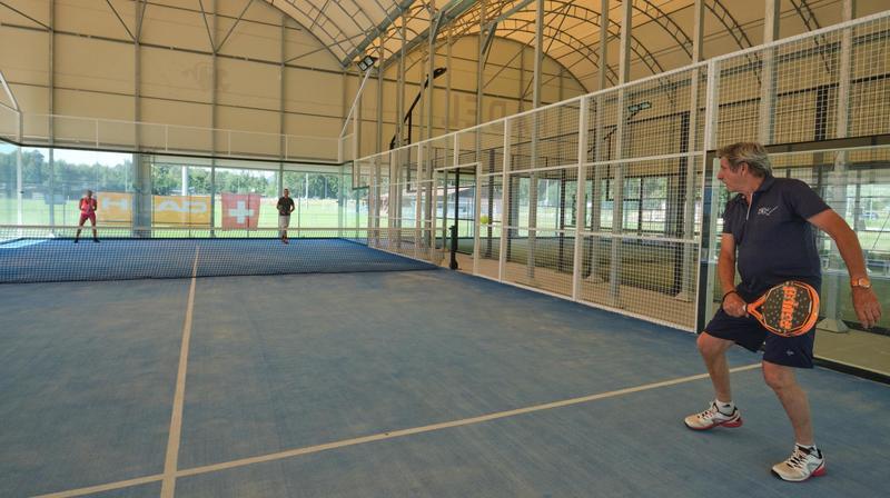 Collombey-Muraz: le tennis-club mise sur le padel