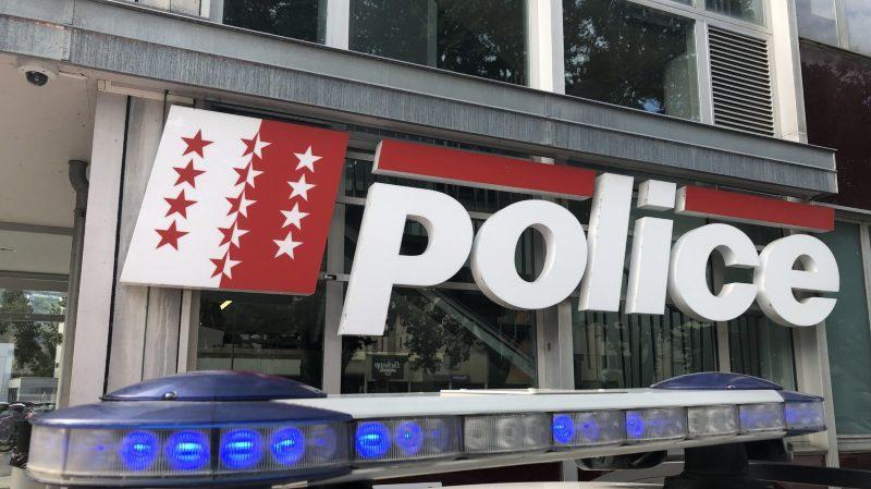 Avec l'arrestation du coauteur, la police valaisanne peut boucler le dossier des deux brigandages commis le 31 août 2020 à Sion.