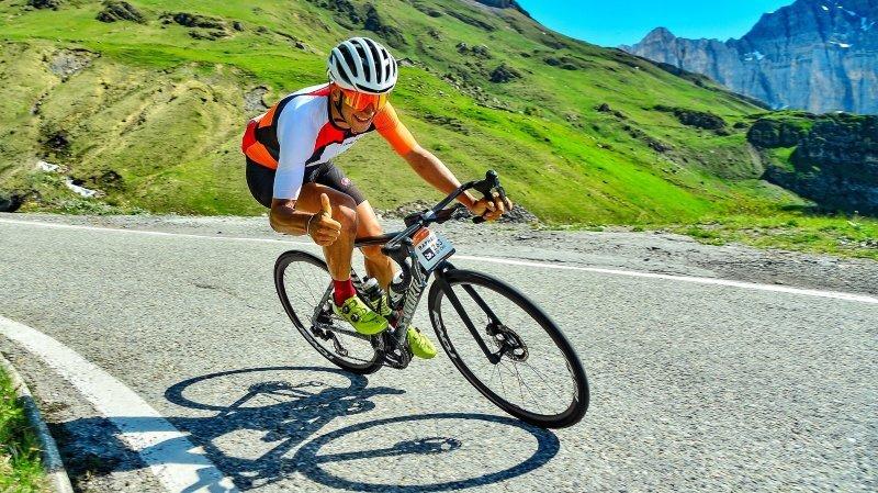 Cyclisme: Raphaël Addy a été battu sur ses routes d'entraînement