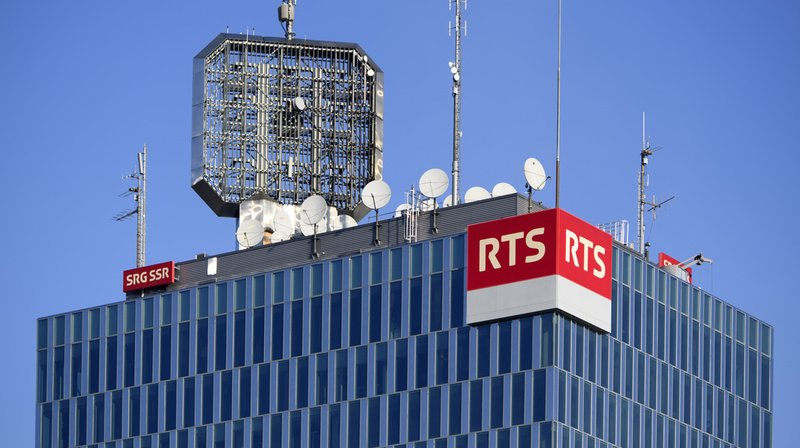 Harcèlements à la RTS: enquêtes ouvertes contre 2 collaborateurs en poste
