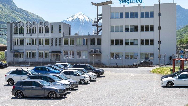 Evionnaz: Siegfried victime d'une cyberattaque d'envergure planétaire