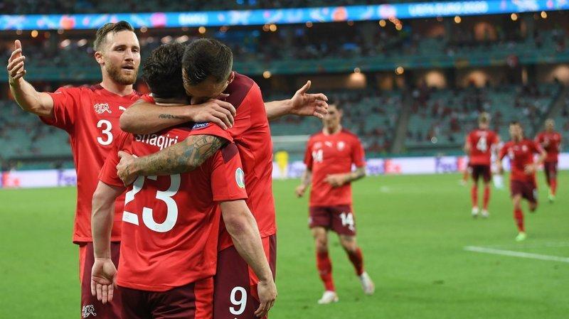 Euro 2021: la Suisse veut croire que son jour de gloire est arrivé