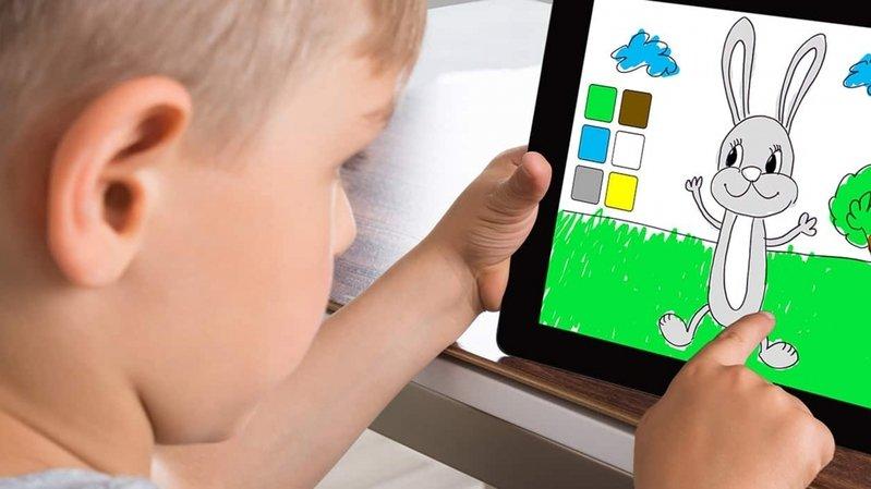Connectés: cinq applications pour accompagner la créativité de vos enfants