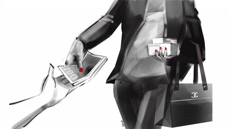 Crans-Montana: elle dérobe un quart de million de francs de cosmétiques