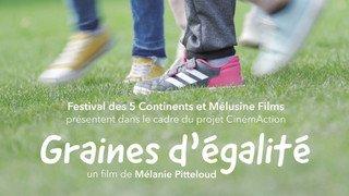 Graines d'égalité : création d'un film