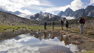 Coronavirus: près de la moitié des Suisses font moins d'exercice