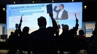 Le PLR Suisse se réunit à Martigny et marque le retour des grands rassemblements politiques en Valais