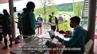 Swiss Canyon Trail: une des premières manifestations tests en Suisse