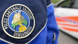 Rallye du Chablais: une voiture sort de route vers Ollon, le pilote et la copilote hospitalisés