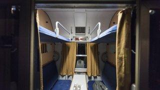 Dès 2022, les Suisses pourront se rendre en train de nuit à Amsterdam