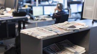 Aide à la presse: les 178 millions de francs seront attaqués par référendum s'ils sont acceptés