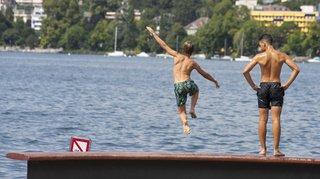 Accident: un jeune de 17 ans se noie dans le lac Léman à Montreux (VD)
