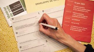 Votations fédérales: vers un non aux initiatives phytos, score serré pour la loi CO2
