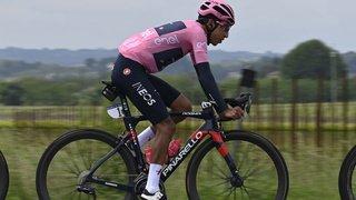 Cyclisme – Tour d'Italie: la 14e étape pour Fortunato, Bernal solide leader