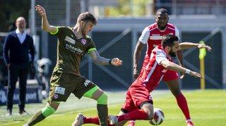 Barrage SL/CHL : Sion se maintient en Super League