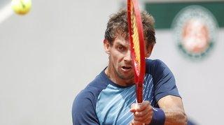 Tennis – Roland-Garros: Henri Laaksonen contraint à l'abandon au 3e tour à Paris