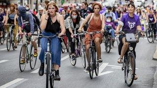 Un nombre record de vélos vendus en 2020 en Suisse