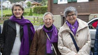 50 ans de suffrage féminin: le village d'Unterbäch a autorisé les femmes à voter en 1957 déjà
