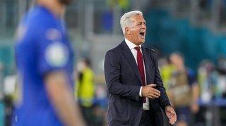 Euro 2021: Petkovic esquive la presse après la défaite contre l'Italie