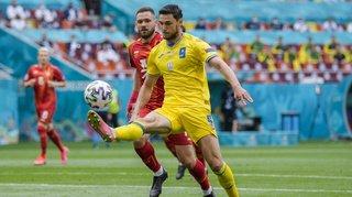 Au coeur de l'Euro: l'Ukraine bat la Macédoine du Nord 2-1