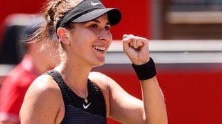 Tennis: Bencic s'est qualifiée pour la finale à Berlin