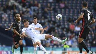 Au cœur de l'Euro: match nul entre la Croatie et la République tchèque