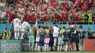 Euro 2021: au bord du terrain ou dans les tribunes, ces Valaisans ont vibré pour la Suisse