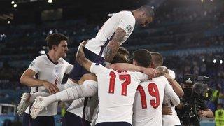 Euro 2021: la journée du 3 juillet en images