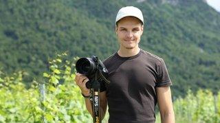 Après le prix du photojournalisme suisse, Gabriel Monnet rêve de Jeux olympiques