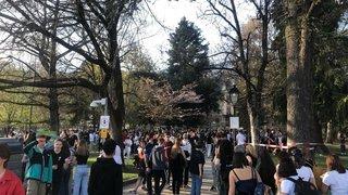 La police va limiter et contrôler l'accès au cœur de Sion pour la fête des étudiants improvisée