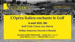 L'Opéra Italien enchante le Golf