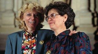 Christiane Brunner: «Voir toutes ces femmes élues m'a fait un bien fou!»